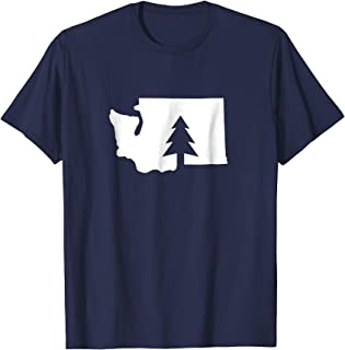 Washington State Tree PNW T-shirt
