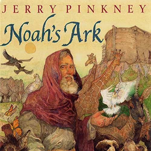Noah's Ark audiobook cover art