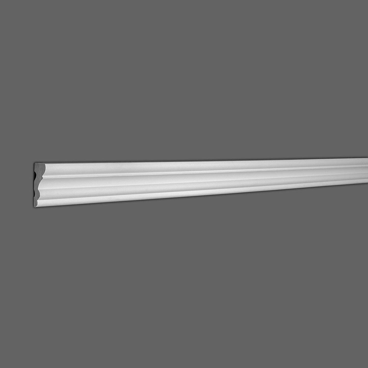 Unknown1 2 Inch X 5 Superlatite 8 94-1 Panel Pack Indianapolis Mall White Polymer Moulding