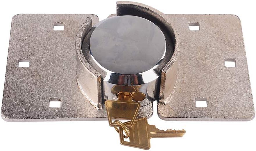 Purchase Door Security Finally popular brand Padlock Heavy Duty 2 1 Hasp Lock Shackle