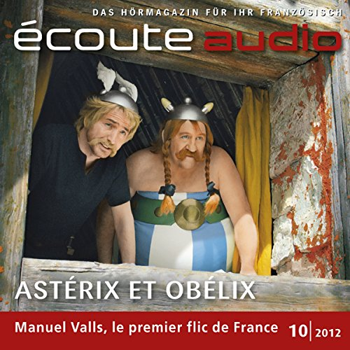Écoute audio - Astérix en 3D. 10/2012 audiobook cover art