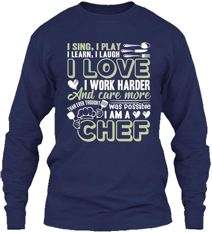 e3ed9e1146aa I'm A Chef Long Long Long Sleeve Shirts, Tee Shirt Design a0c1e9 ...