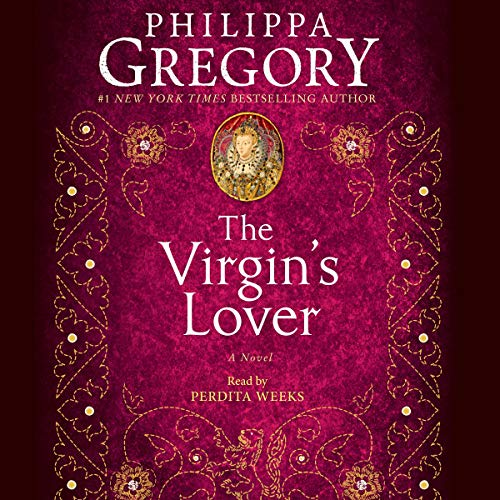 The Virgin's Lover  By  cover art