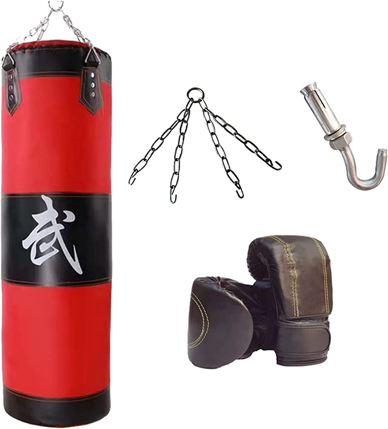 LSDRALOBBEB Punching Bag Boxing Heavy Punch Credence Bags Thi Sandbag Detroit Mall