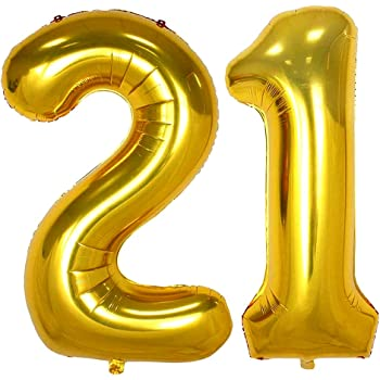 """16/"""" 40/"""" Foil Letter Number Balloons Helium Party Birthday Wedding Festival Decor"""
