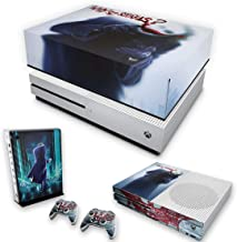 Capa Anti Poeira e Skin para Xbox One S Slim - Coringa - Joker