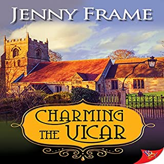 Charming the Vicar                   Written by:                                                                                                                                 Jenny Frame                               Narrated by:                                                                                                                                 Nicola Victoria Vincent                      Length: 7 hrs and 49 mins     3 ratings     Overall 4.0