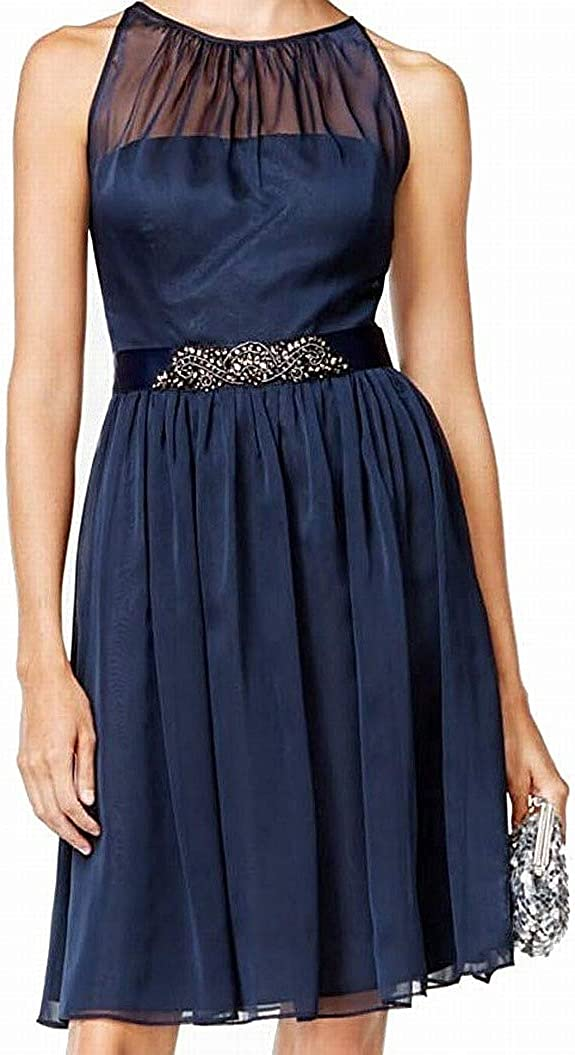 Adrianna Papell womens A-line