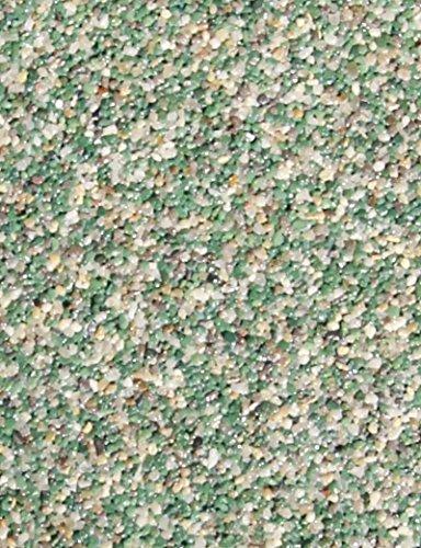 Terralith Buntsteinputz Mosaikputz 1-2mm -15kg- T13 grün/natur/grau