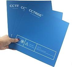 CCTREE 3D Printer Build Surface for Ender-3,Ender 3X,Ender 3 Pro,Ender 5/Pro,Anet A8,Longer LK4,TEVO Tarantula Prusa i3 DI...