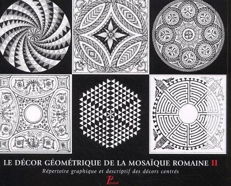 Decor geometrique mosaïque t2 - descriptif des décors centres: DESCRIPTIF DES DECORS...