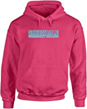 Brand88 - Greendale Community College, Printed Hoodie