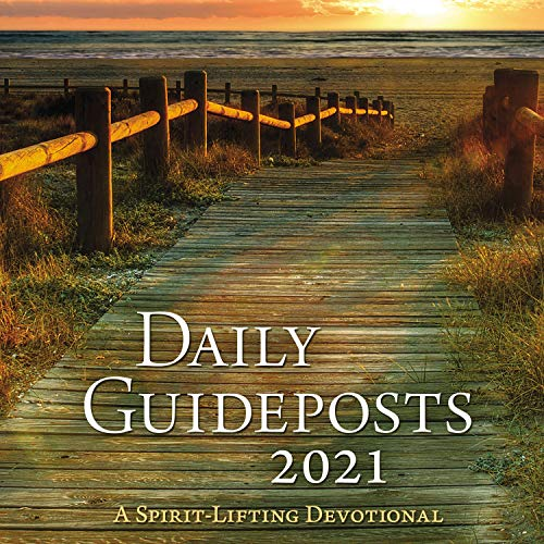 Daily Guideposts 2021 cover art
