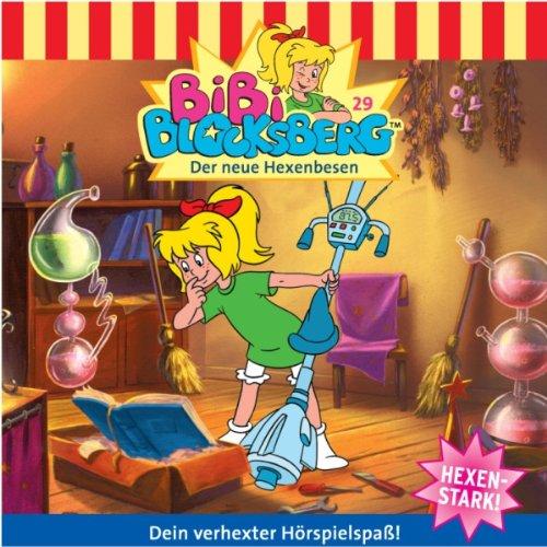 Der neue Hexenbesen: Bibi Blocksberg 29