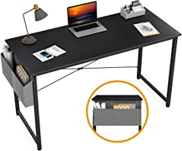 "Writing Computer Desk, 39"" Home Office Desk with Strong Steel Frame, Small Modern Simple Desk PC Computer Table with Drawe..."