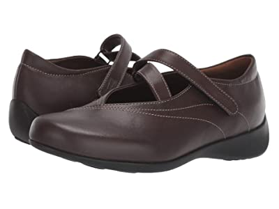Wolky Passion (Cafe Smooth Leather) Women