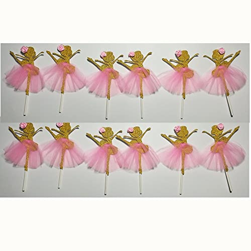 3f3e7595526f Ballerina Party Supplies  Amazon.com