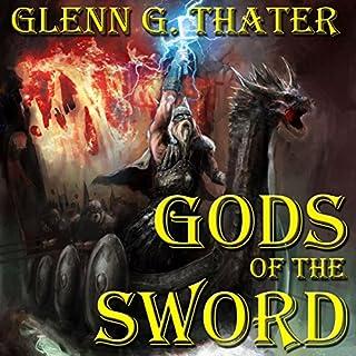 Gods of the Sword: Harbinger of Doom -- Volume 6 audiobook cover art