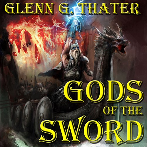 Gods of the Sword: Harbinger of Doom -- Volume 6 audiobook cover art