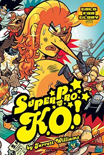 Super Pro K.O.: Gold for Glory