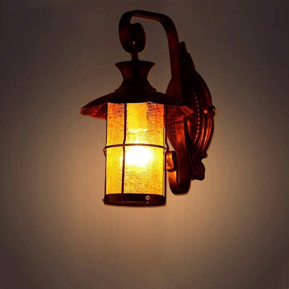 Liunce Retro Wall Wash Lights In Vintage Mediterranean Lamp Cheap super Max 43% OFF special price