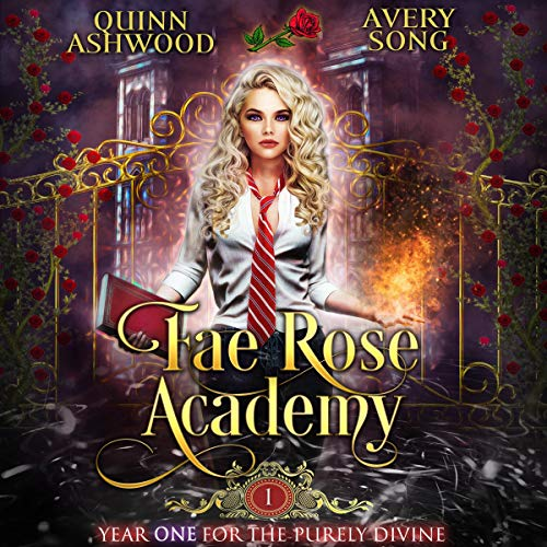 Fae Rose Academy: Year One audiobook cover art