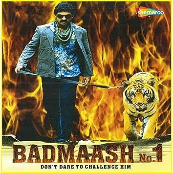 Badmaash No. 1 (Original Motion Picture Soundtrack)