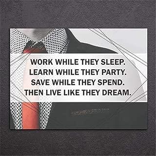 work while they sleep