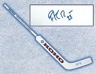 Patrick Roy Colorado Avalanche Autographed KOHO Revolution Goalie Stick - Authentic Autographed Autograph