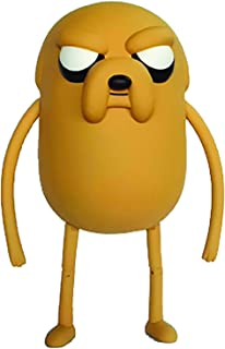 Adventure Time with Finn & Jake Deluxe Jake 10 inch with 5 different Facial Expressions Action Figure