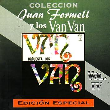 Coleccion: Juan Formell y los Van Van - Vol. 4