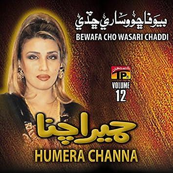 Bewafa Cho Wasari Chaddi, Vol. 12