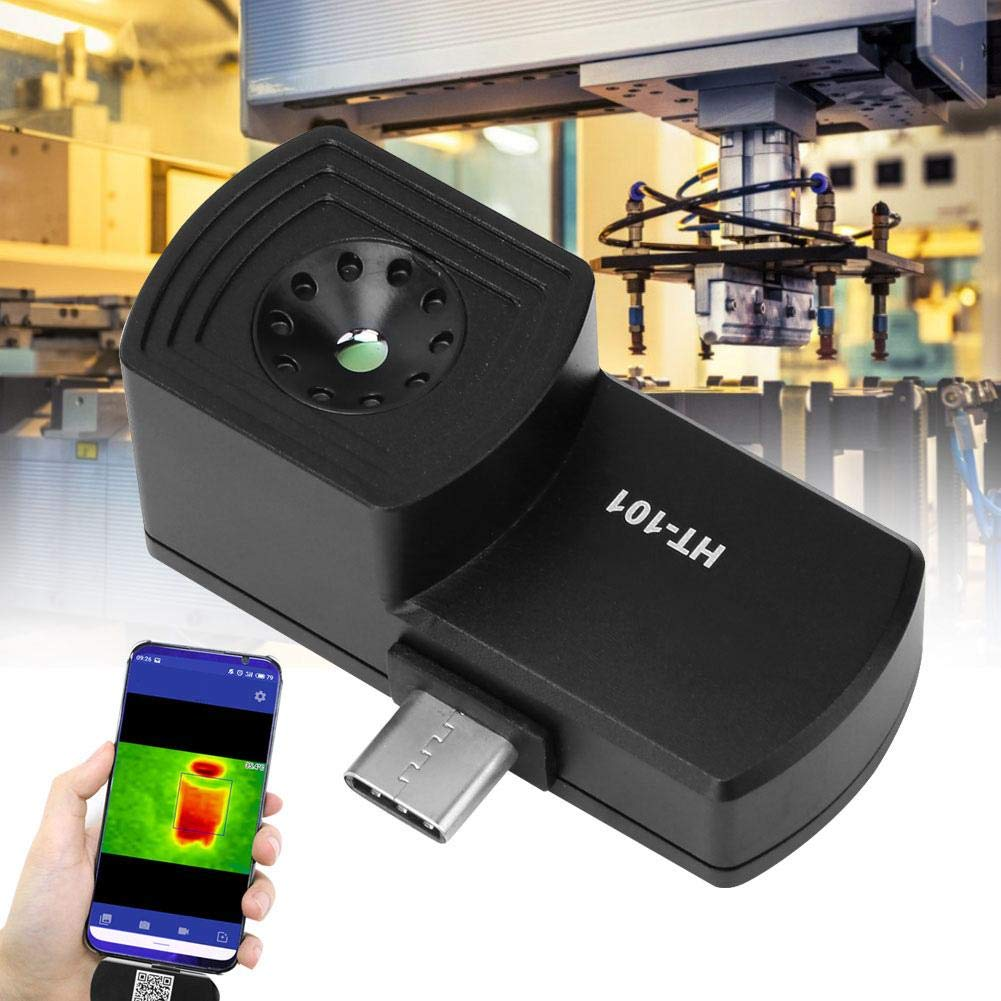 Higher Resolution Award-winning Super sale period limited store Infrared Thermal Imager HT-101 Accuracy High