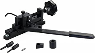 Erie Tools Manual Mounting Mini Universal Bending Bender Forms Wire, Flat Metal and Tubing