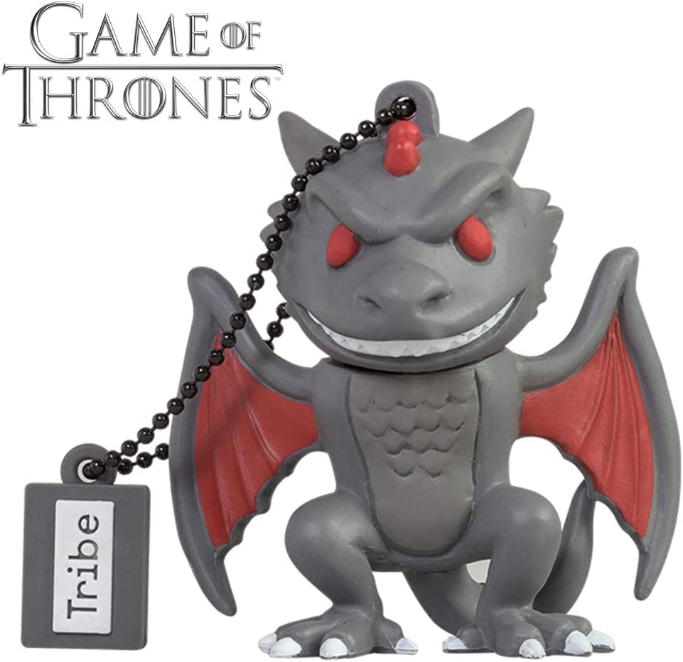 Tribe Games Over item handling ☆ of Thrones Pendrive Figure Time sale Funny Dri 16 GB USB Flash