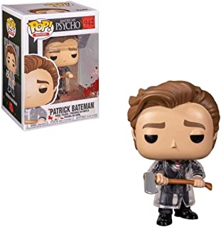 Funko Pop! Movies: American Psycho - Patrick (Styles May Vary),Multicolor
