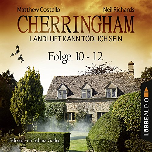 Cherringham - Landluft kann tödlich sein: Sammelband 4 (Cherringham 10-12) audiobook cover art