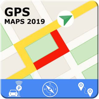 Live GPS Maps 2019 - GPS Navigation Driving Guide