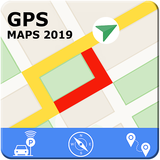 Live GPS Maps 2019 - GPS Navigation…