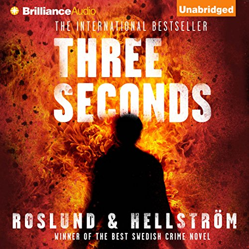 Three Seconds audiobook cover art