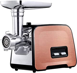 WSJTT Electric Meat Grinder,Meat Mincer & Sausage Stuffer Grinder,Stainless Steel Grinding Plates,Cutting Blade,Attachment...