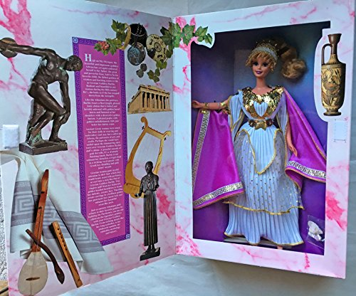 Barbie 1996 Grecian Goddess, Great Eras