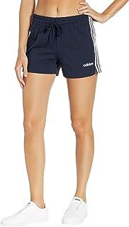 Adidas Essentials Pantalones Cortos de 3 Rayas para Mujer