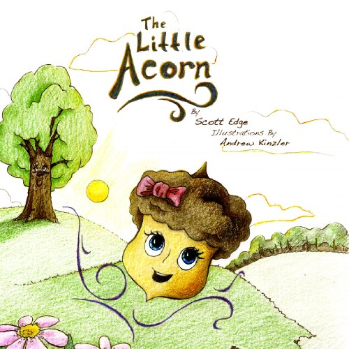 The Little Acorn audiobook cover art