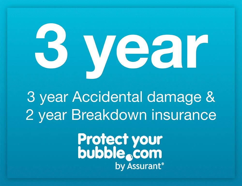 Protect your bubble.com by Assurant 3 year Accidental Damage & 2 year Breakdown insurance for a GAMES CONSOLE purchased…