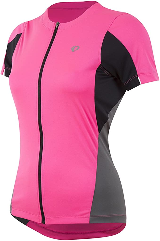 Pearl Izumi Woman Select Limited Manches Courtes Maillot Geo Sky Blue