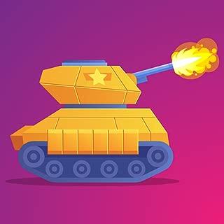 Tank Shots - War Stars: Best Free Fire Games