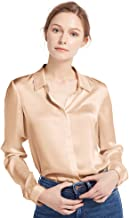 Best petite silk shirt Reviews