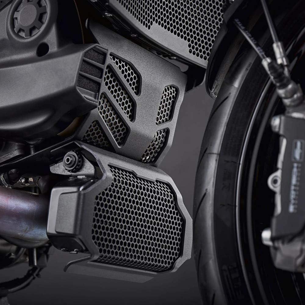 Griglia Radiatore Protezione del Radiatore per Ducati Hypermotard 939//SP 2016 2017 2018