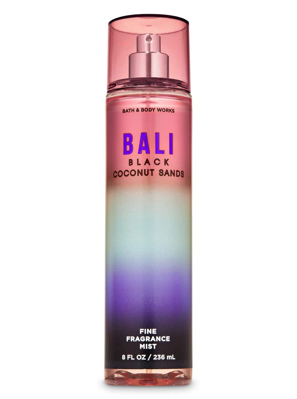 Japan Maker New Bath and Body Works Bali Black Mist Clearance SALE! Limited time! Sands Fine Coconut Fragrance